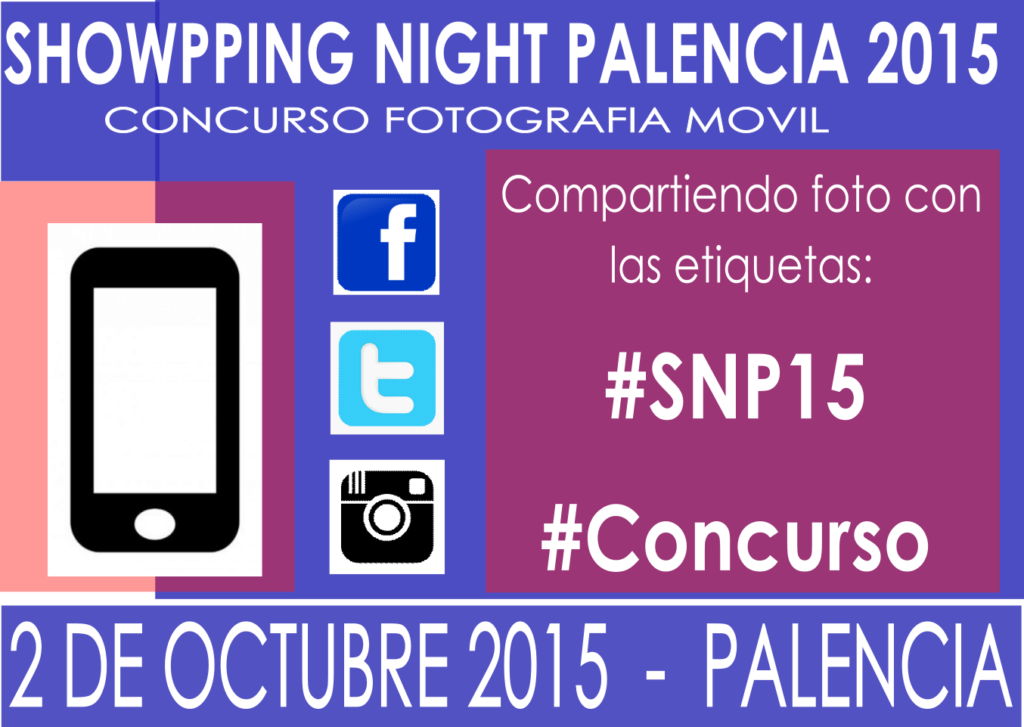 Concurso Showpping Night Palencia 2015