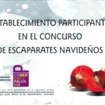 Concurso Escaparates Navidad 2015