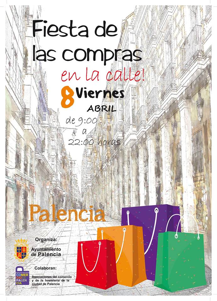 Las compras en la calle viernes 8 abril 2016