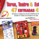 Toros, Teatro y Estopa