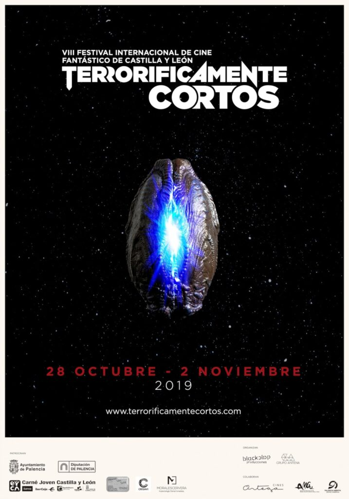 Terroríficamente Cortos - Palencia Abierta